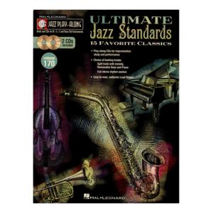 "Take the ""IS IT GOOD FOR ME"" test for ""Hal Leonard Jazz Play-Along: Ultimate Jazz"", read the reviews and join the community!"