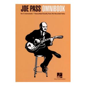 """Take the """"IS IT GOOD FOR ME"""" test for """"Hal Leonard Joe Pass Omnibook (C)"""", read the reviews and join the community!"""