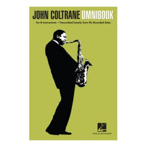 """Take the """"IS IT GOOD FOR ME"""" test for """"Hal Leonard John Coltrane: Omnibook Bb"""", read the reviews and join the community!"""