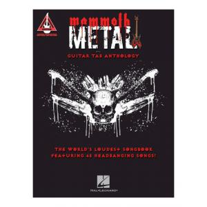 """Take the """"IS IT GOOD FOR ME"""" test for """"Hal Leonard Mammoth Metal Guitar"""", read the reviews and join the community!"""