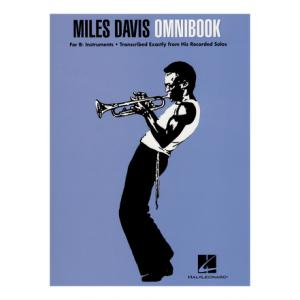 """Take the """"IS IT GOOD FOR ME"""" test for """"Hal Leonard Miles Davis Omnibook Bb"""", read the reviews and join the community!"""
