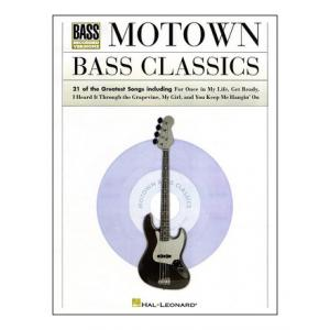 Is Hal Leonard Motown Bass Classics a good match for you?