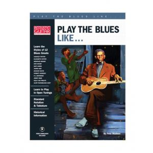 """Take the """"IS IT GOOD FOR ME"""" test for """"Hal Leonard Play The Blues Like"""", read the reviews and join the community!"""