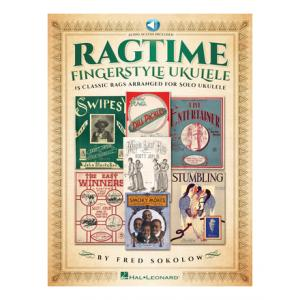 """Take the """"IS IT GOOD FOR ME"""" test for """"Hal Leonard Ragtime Fingerstyle Ukulele"""", read the reviews and join the community!"""