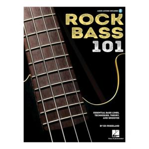 """Take the """"IS IT GOOD FOR ME"""" test for """"Hal Leonard Rock Bass 101"""", read the reviews and join the community!"""