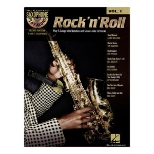 """Take the """"IS IT GOOD FOR ME"""" test for """"Hal Leonard Saxophone Play Along: Rock"""", read the reviews and join the community!"""