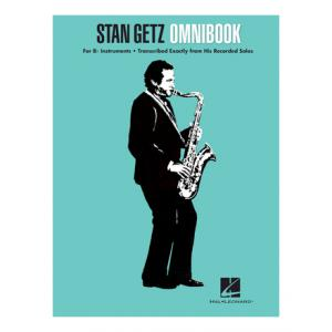 """Take the """"IS IT GOOD FOR ME"""" test for """"Hal Leonard Stan Getz Omnibook Bb"""", read the reviews and join the community!"""