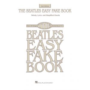 Is Hal Leonard The Beatles Easy Fake Book a good match for you?