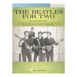 Is Hal Leonard The Beatles For Two Trumpets a good match for you?