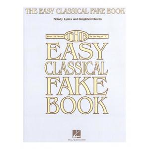 Is Hal Leonard The Easy Classical Fake Book a good match for you?