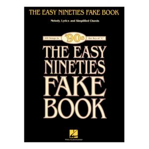 Is Hal Leonard The Easy Nineties Fake Book a good match for you?