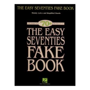 Is Hal Leonard The Easy Seventies Fake Book a good match for you?