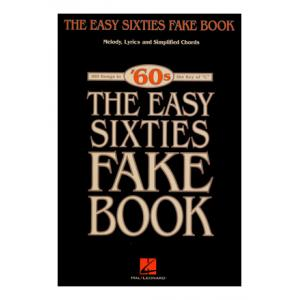 "Take the ""IS IT GOOD FOR ME"" test for ""Hal Leonard The Easy Sixties Fake Book"", read the reviews and join the community!"