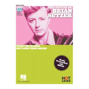 "Take the ""IS IT GOOD FOR ME"" test for ""Hal Leonard The Guitar Of Brian Setzer"", read the reviews and join the community!"