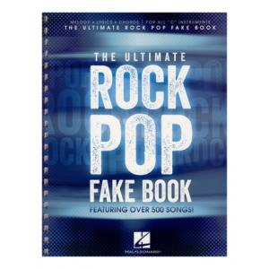 "Take the ""IS IT GOOD FOR ME"" test for ""Hal Leonard Ultimate Rock Pop Fake Book"", read the reviews and join the community!"