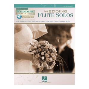 Is Hal Leonard Wedding Flute Solos a good match for you?