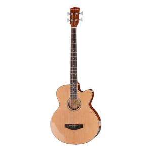 Is Harley Benton B-30NT Acoustic Bass Series a good match for you?