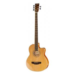 Is Harley Benton B-35NT Acoustic Bass Series LM a good match for you?