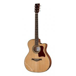 Is Harley Benton Baritone CLG-414BCE NT a good match for you?
