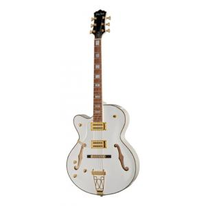 Is Harley Benton BigTone LH White Vinta B-Stock a good match for you?