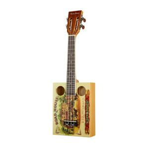 Is Harley Benton CigarBox Ukulele a good match for you?