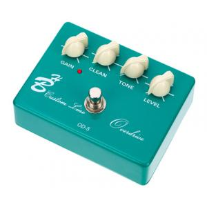 Is Harley Benton Custom Line OD-5 Overdrive a good match for you?