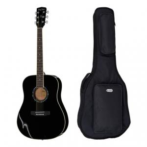 Is Harley Benton D-120BK Bundle a good match for you?