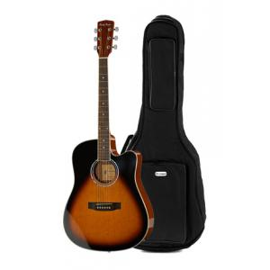 Is Harley Benton D-120CE VS Bundle a good match for you?
