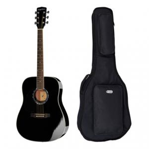 """Take the """"IS IT GOOD FOR ME"""" test for """"Harley Benton D-120LH BK Bundle"""", read the reviews and join the community!"""