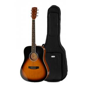 Is Harley Benton D-120VS Bundle a good match for you?