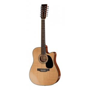 Is Harley Benton D-200CE-12NT a good match for you?