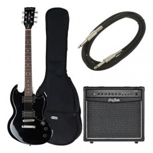 Is Harley Benton DC-200 BK Student Serie Bundle a good match for you?
