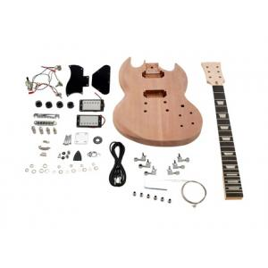 Is Harley Benton Electric Guitar Kit DC Style a good match for you?