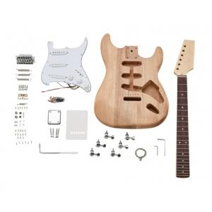 Is Harley Benton Electric Guitar Kit ST-Style a good match for you?
