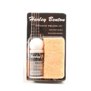Is Harley Benton Hardware Polish a good match for you?