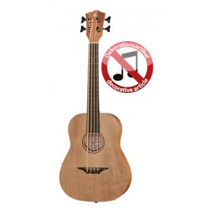 """Take the """"IS IT GOOD FOR ME"""" test for """"Harley Benton Kahuna CLU-Bass Ukulel Deko"""", read the reviews and join the community!"""