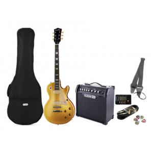 Is Harley Benton L-450 GT P90 Bundle a good match for you?