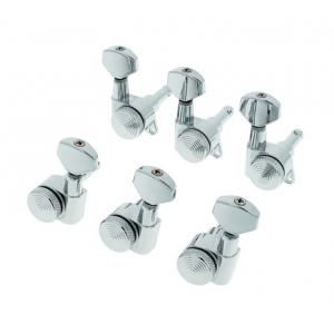Is Harley Benton Parts Locking Tuners 3R/3L Chr a good match for you?