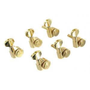 Is Harley Benton Parts Locking Tuners 6L Gold a good match for you?
