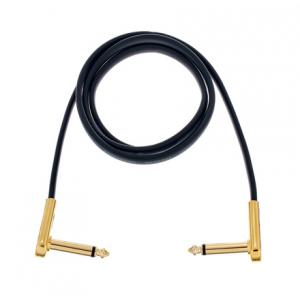 Is Harley Benton Pro-100 Gold Flat Patch Cable a good match for you?