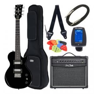 Is Harley Benton SC-200BK Mini Bundle a good match for you?