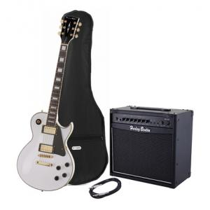 Is Harley Benton SC-500 WH Vintage Serie Bundle a good match for you?