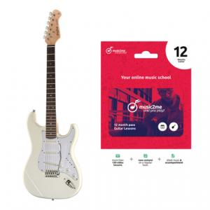 Is Harley Benton ST-20 WH Standard Serie Bundle a good match for you?