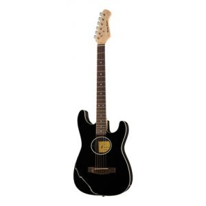 """Take the """"IS IT GOOD FOR ME"""" test for """"Harley Benton ST-Acoustic Black"""", read the reviews and join the community!"""