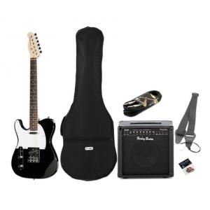 Is Harley Benton TE-20 BK LH Standard Set 3 a good match for you?