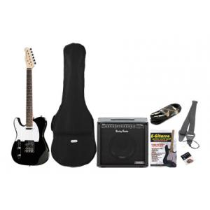 Is Harley Benton TE-20 BK LH Standard Set 4 a good match for you?