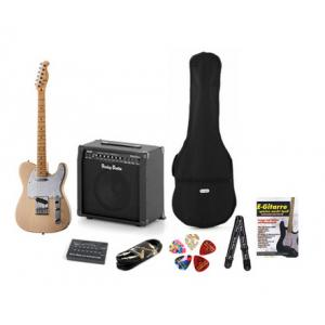 Is Harley Benton TE-30 BE Bundle 2 a good match for you?