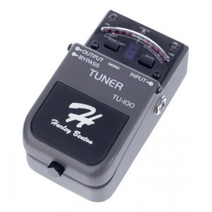 Is Harley Benton TU-100 Tuner Pedal a good match for you?