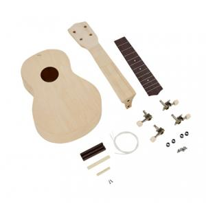Is Harley Benton Ukulele DIY-Kit a good match for you?