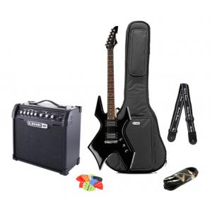 Is Harley Benton WL-20BK Rock Series Bundle 3 the right music gear for you? Find out!